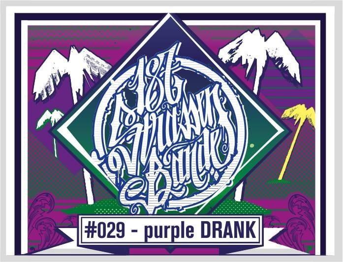 187 Strassenbande Tabak - -029 Purple Drank
