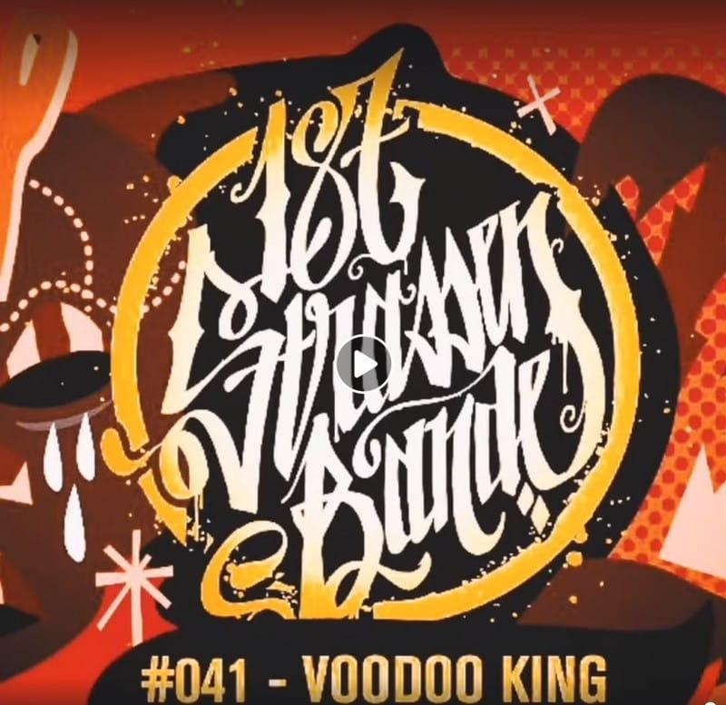 187 Strassenbande Tabak - -041 Voodoo King