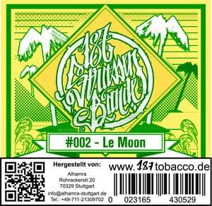 187 Strassenbande Tabak Le Moon 200 g