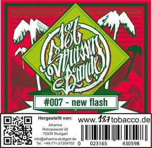 187 Strassenbande Tabak New Flash 200 g