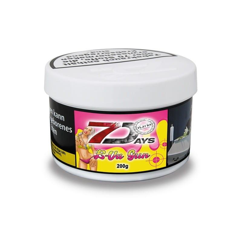 7 Days Platin Tabak - E-Va Gun 200 g