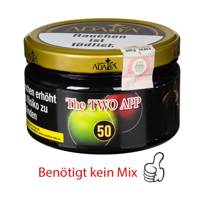 Adalya Tabak - -50 The Two App 200 g