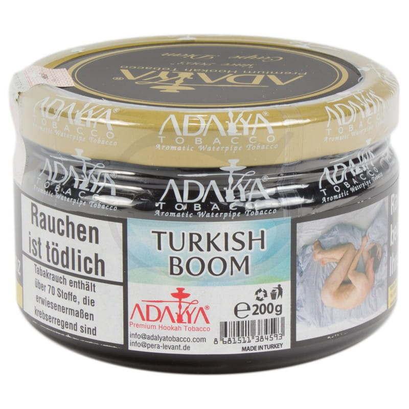 Adalya Tabak Turkish Boom 200 g