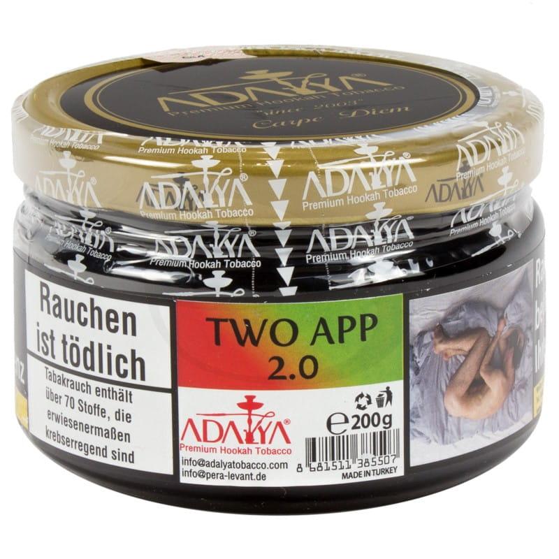 Adalya Tabak Two App 2-0 200 g