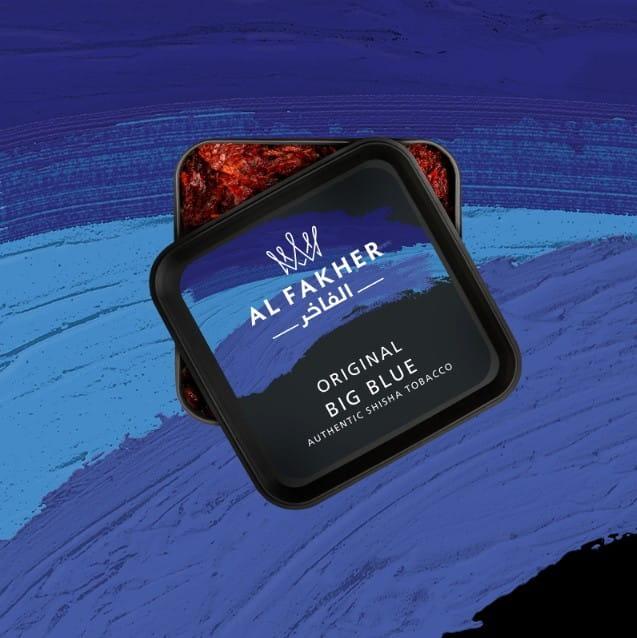 Al Fakher Tabak - Big Blue 200 g