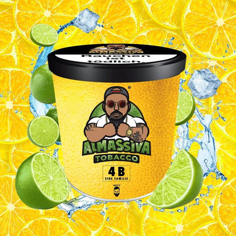 AlMassiva 4 B - eine Familie Tabak 200g