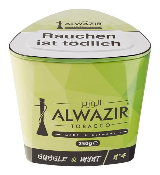 Alwazir Tabak - Bubble Mynt 250 g