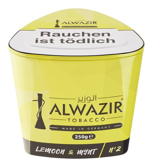 Alwazir Tabak - Lemoon Mynt 250 g