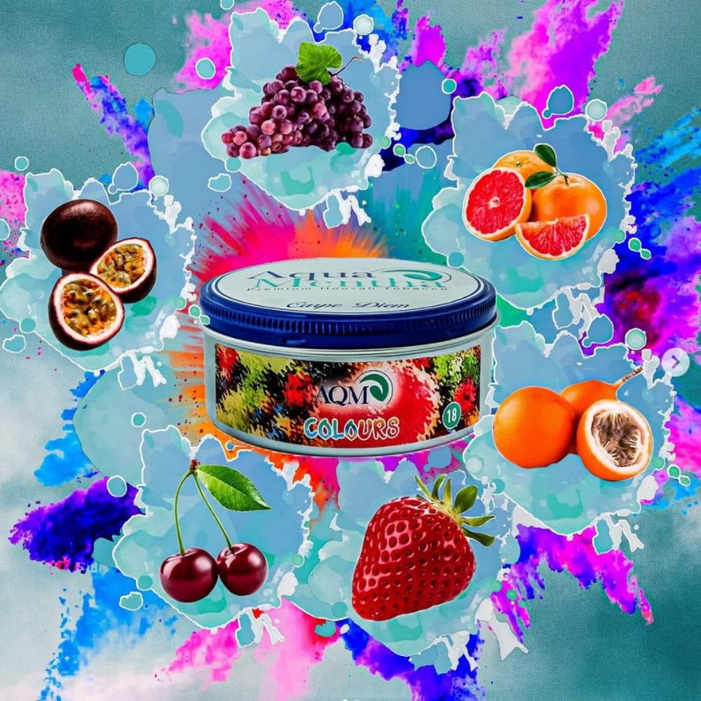Aqua Mentha Tabak - Colours 200 g