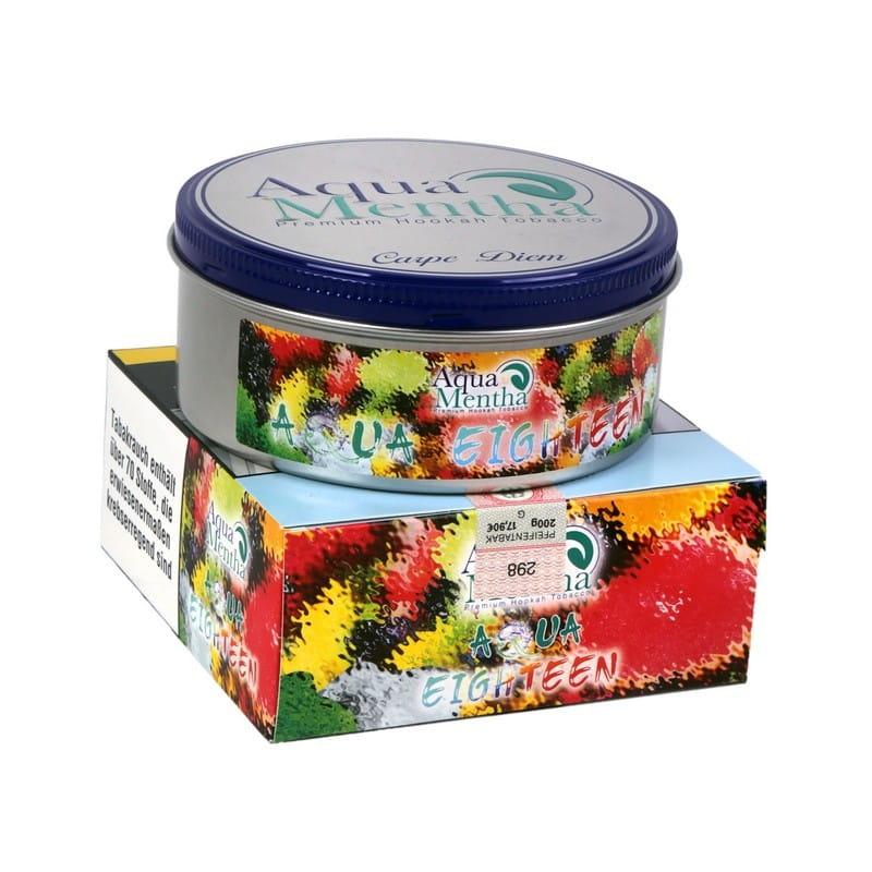 Aqua Mentha Tabak - Eighteen 200 g
