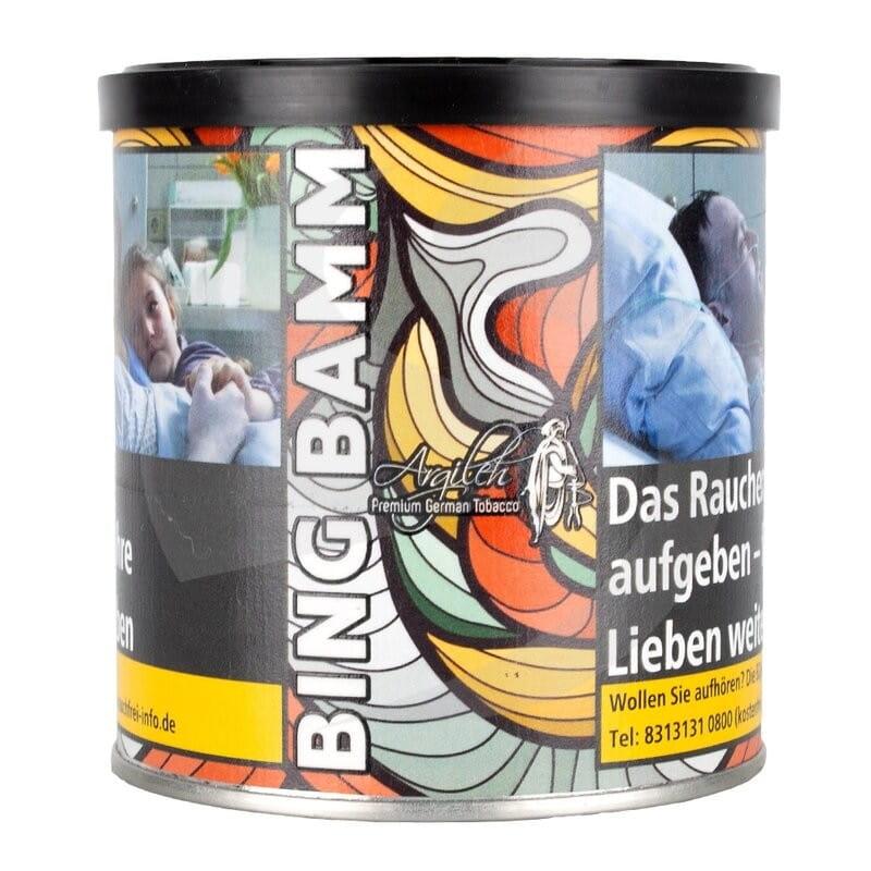Argileh Tabak 200 g - Bing Bamm