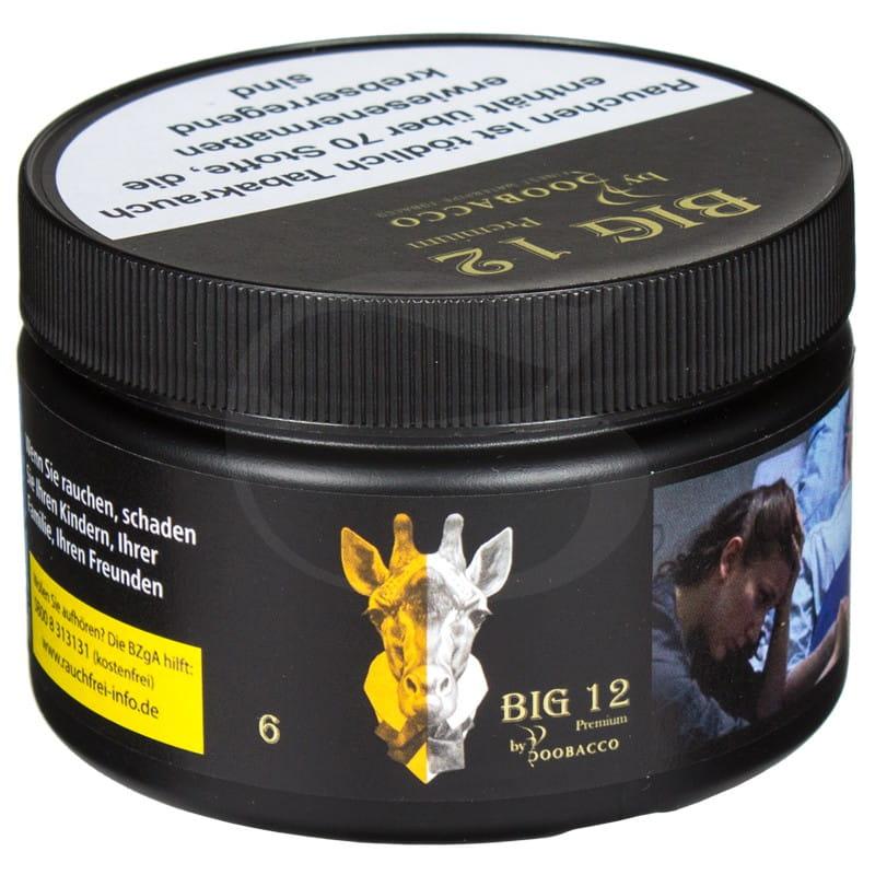 Big 12 Tabak - -6 Giraffe 200 g