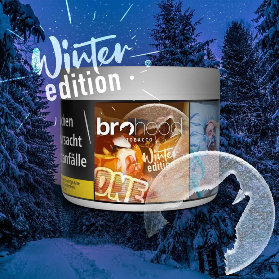 Brohood Tabak - Winter Edition One