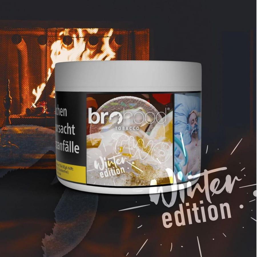 Brohood Tabak - Winter Edition Two