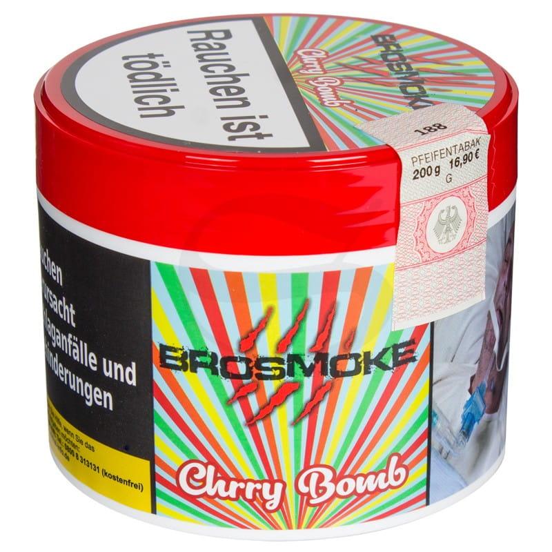 BroSmoke Tabak - Chrry Bomb 200 g