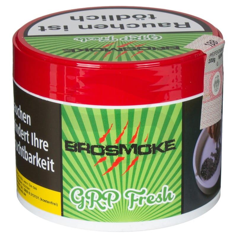 BroSmoke Tabak - GRP Frsh 200 g