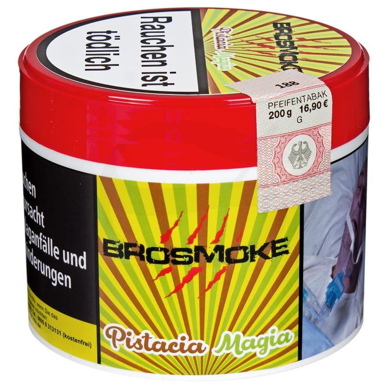 BroSmoke Tabak - Pistacia Magia 200 g