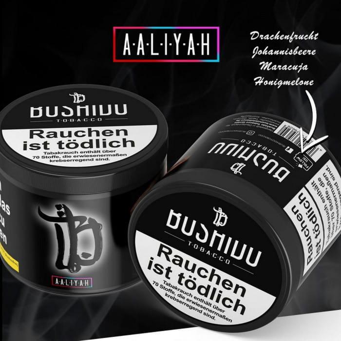 Bushido Tabak - Aaliyah 200 g
