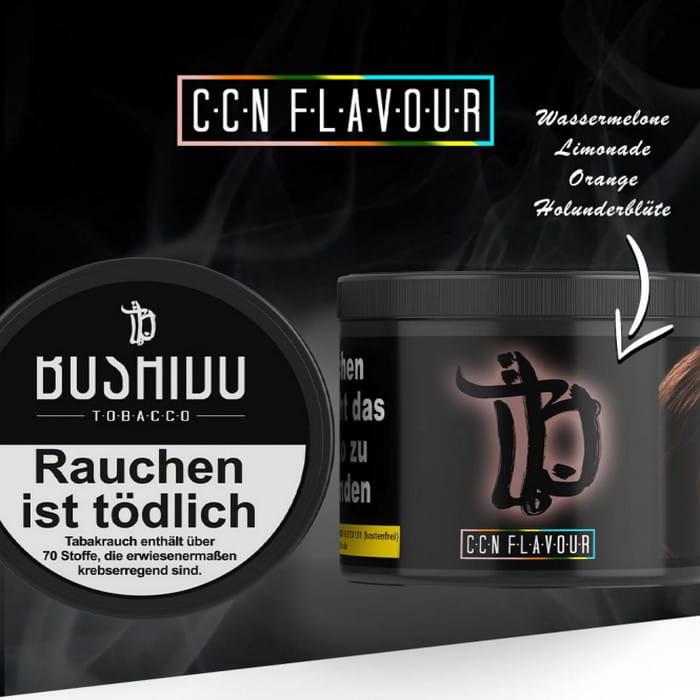 Bushido Tabak - CCN Flavour 200 g