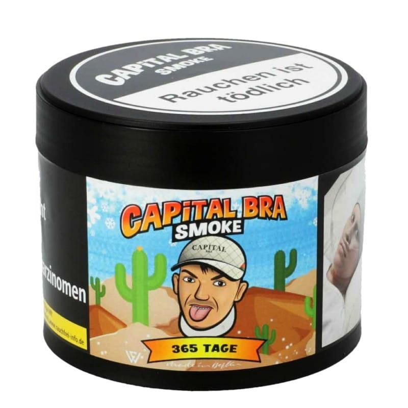 Capital Bra Smoke - 365 Tage