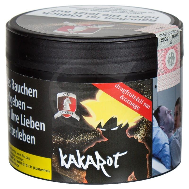 Cavalier Tabak - Kakarot 200 g