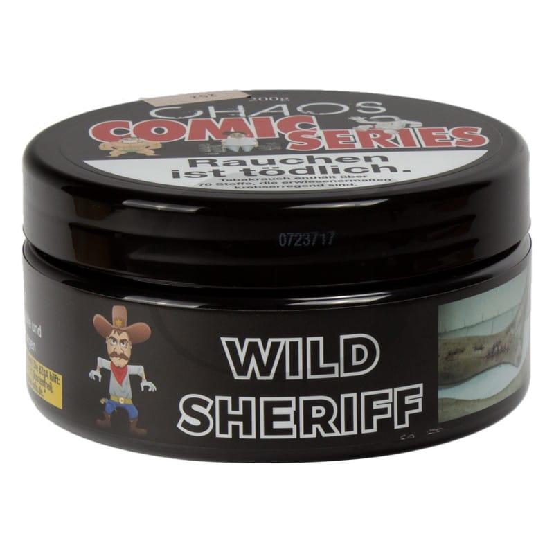 Chaos Tabak Comic Series - Wild Sheriff 200 g