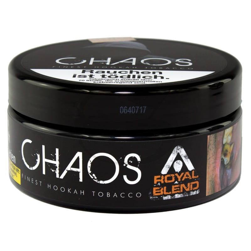 Chaos Tabak Royal Blend 200 g Dose