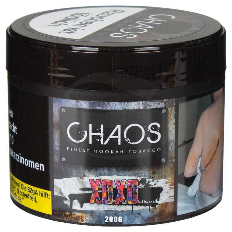 Chaos Tabak XOXO 200 g Dose
