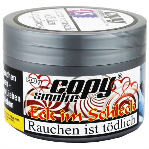 Copy Smoke Tabak - Eck im Schleck 200 g
