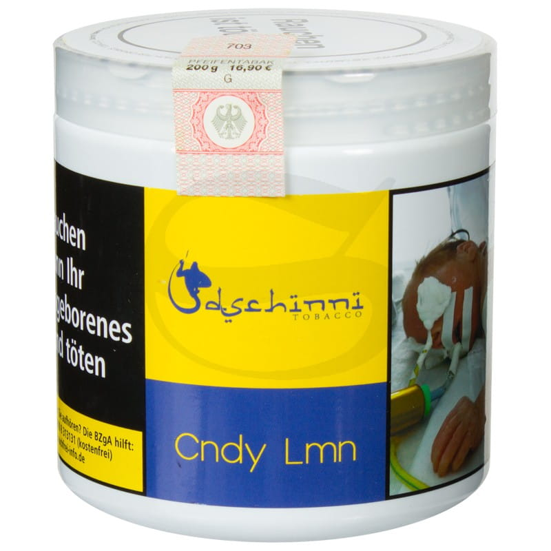 Dschinni Tabak Cndy Lmn 200 g Dose