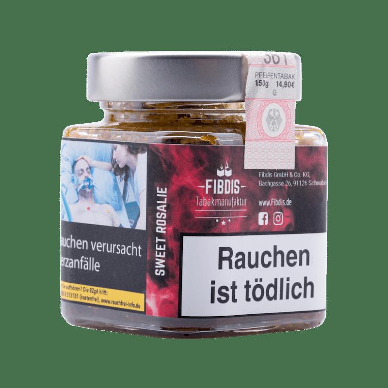 Fibdis Tabak - Sweet Rosalie 150 g