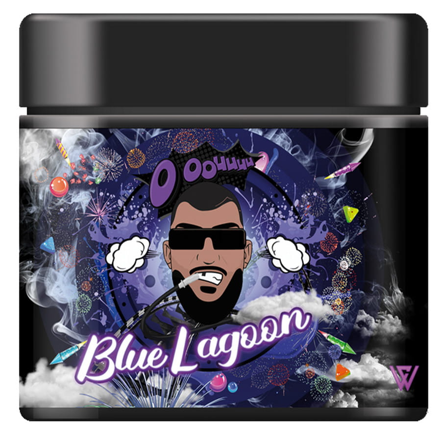 Gringo Smoke - Blue Lagoon