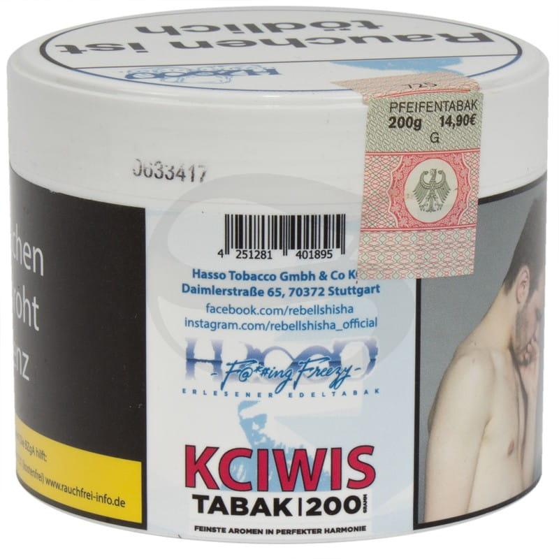 Hasso Tabak - Kciwis 200 g