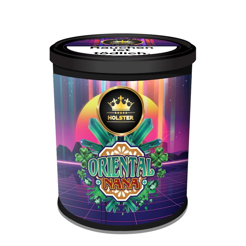 Holster Tabak - Oriental Nana 200 g