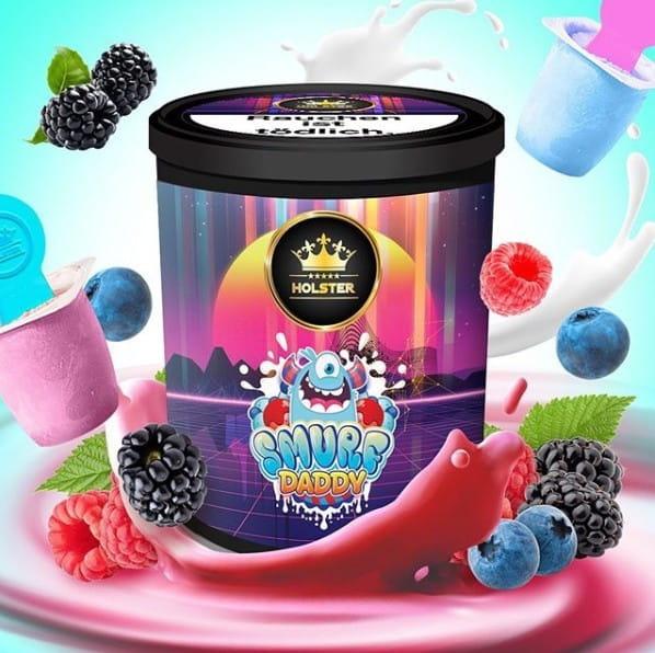 Holster Tabak - Smurf Daddy 200 g