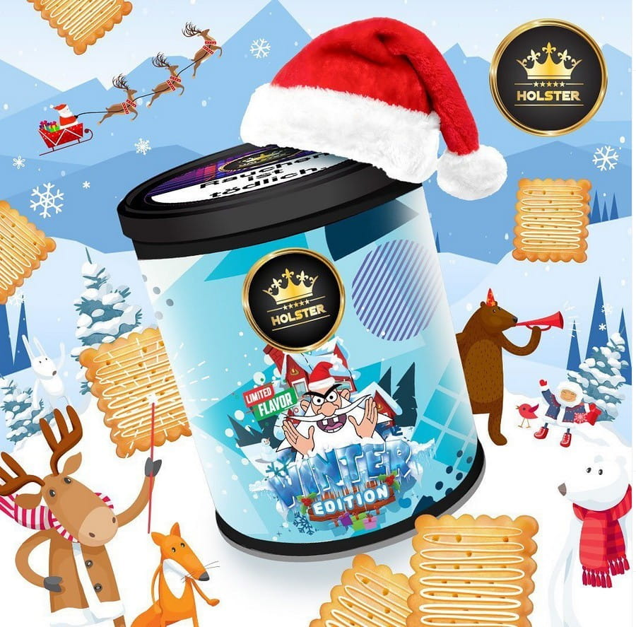 Holster Tabak - Winter Edition 200 g