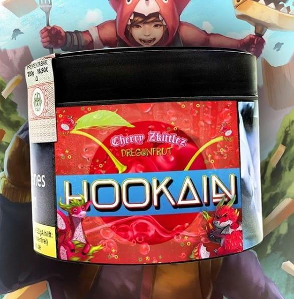 Hookain Tabak - Ch3rry Zkittlez 200 g