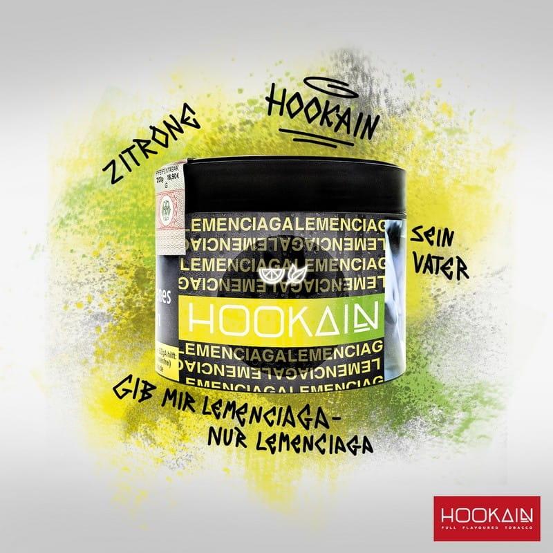 Hookain Tabak - Lemenciaga 200 g