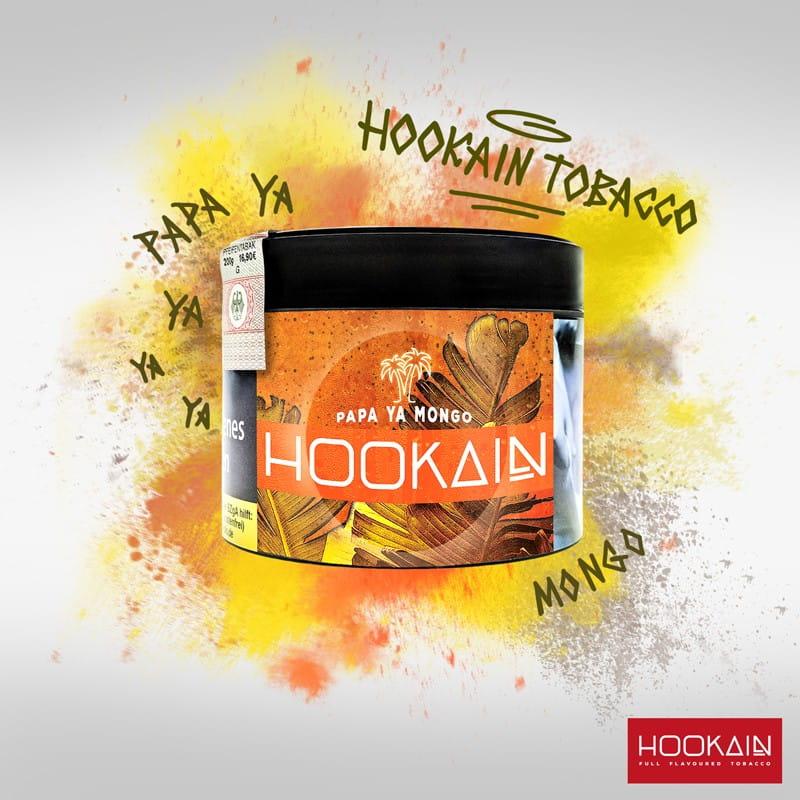 Hookain Tabak - Papa Ya Mongo 200g
