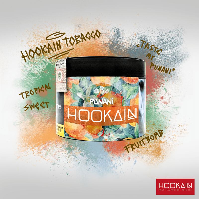 Hookain Tabak - Punani 200 g