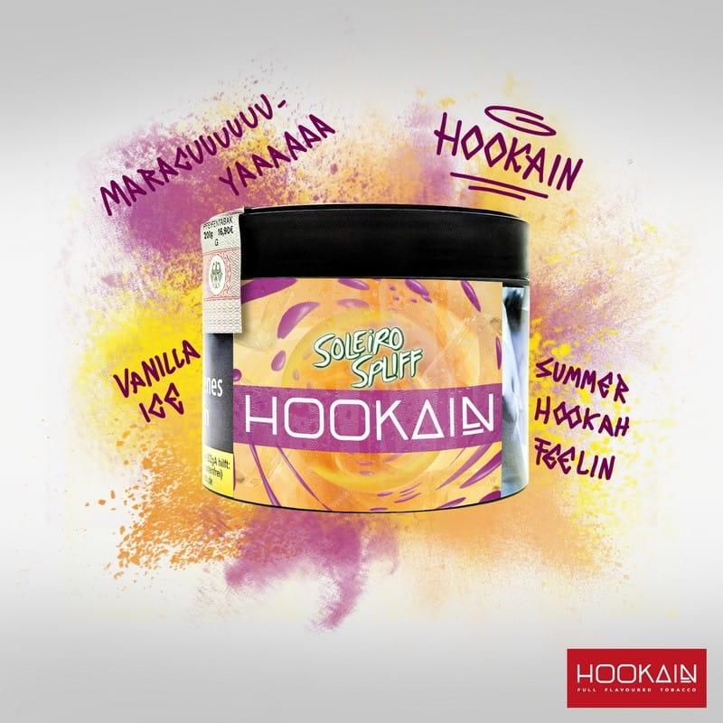 Hookain Tabak - Soleiro Spliff 200 g
