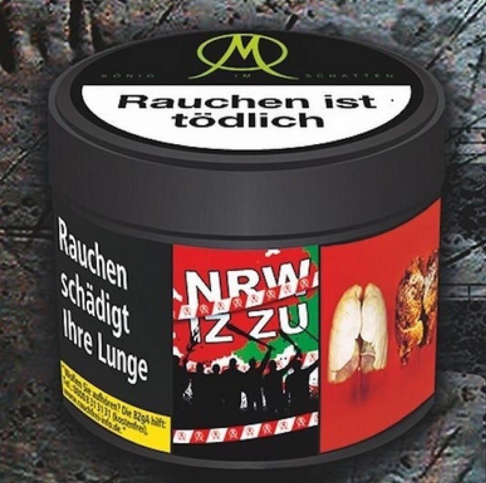 König im Schatten Tobacco - NRW iz zu 200 g