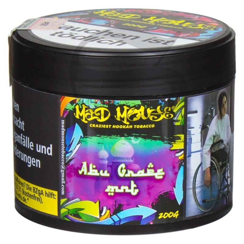 Mad Mouse Tabak - Abu Grabe Mnt 200 g