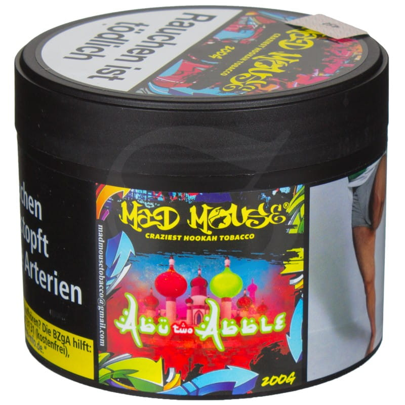 Mad Mouse Tabak - Abu Two Abble 200 g