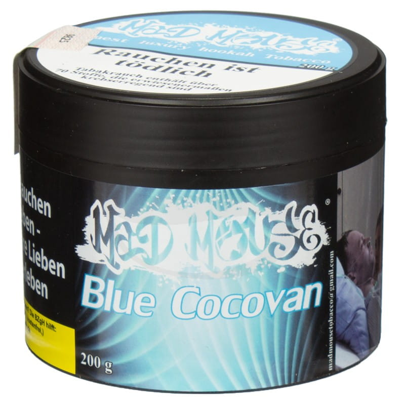 Mad Mouse Tabak - Blue Cocovan 200 g