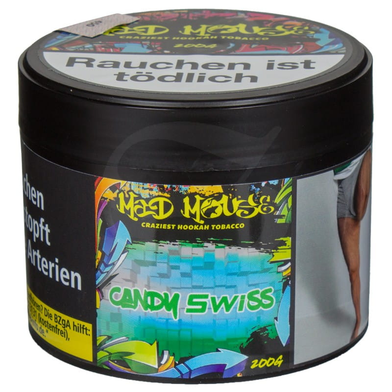 Mad Mouse Tabak - Candy Swiss 200 g