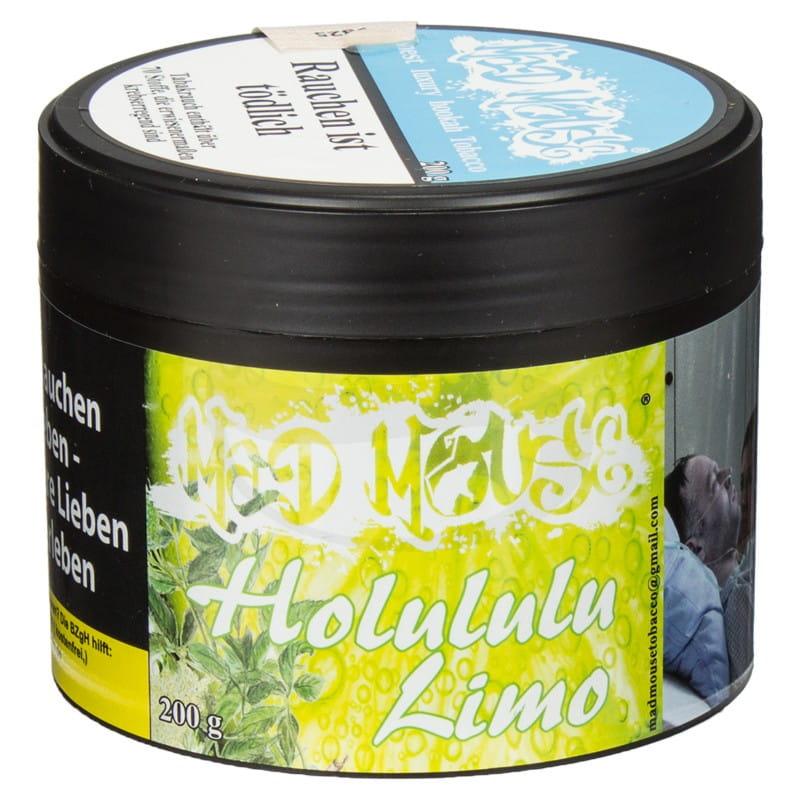 Mad Mouse Tabak - HoLuLuLu Limo 200 g
