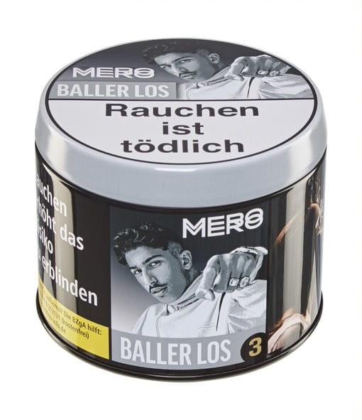 Mero Tabak 200 g - No- 3 Baller Los