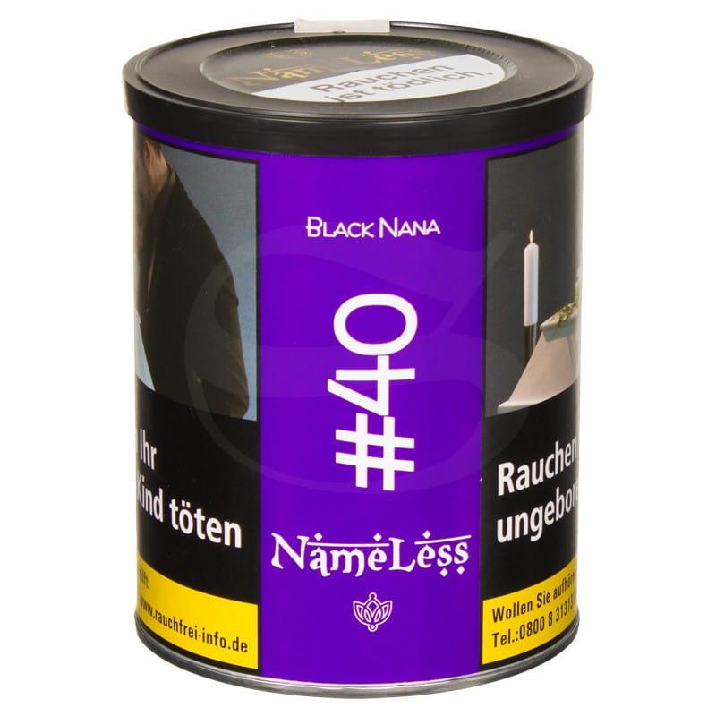 NameLess Tabak - Black Nana 1 Kg