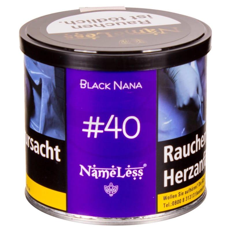 NameLess Tabak - Black Nana 200 g
